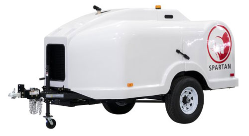 Spartan Gas Trailer